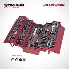 3036 Caja herramientas completa 106 hogar trabajo mantenimiento profesional 01