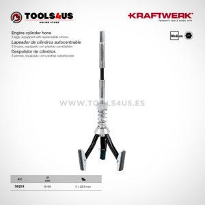 30211 KRAFTWERK herramientas taller barcelona Lapeador de cilindros 01