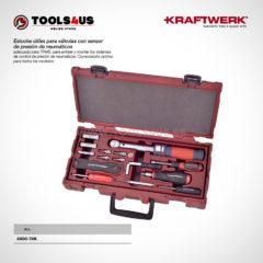 4900 74K KRAFTWERK herramientas taller barcelona espana Estuche utiles para valvulas con sensor presion de neumaticos TPMS_01